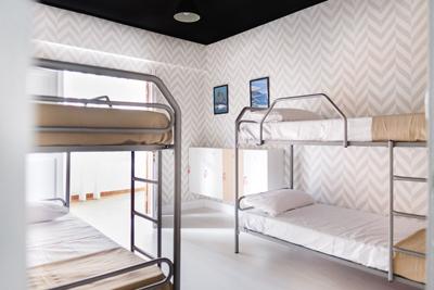 Habitación compartida en Tenerife Experience hostel