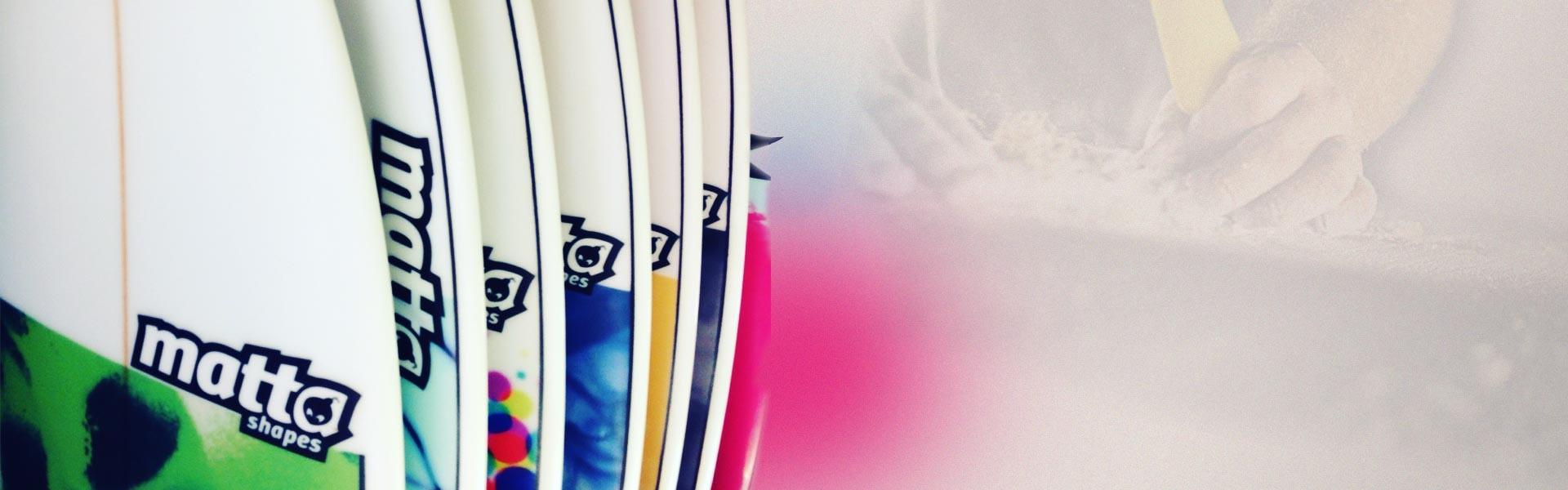 Matta surfboards